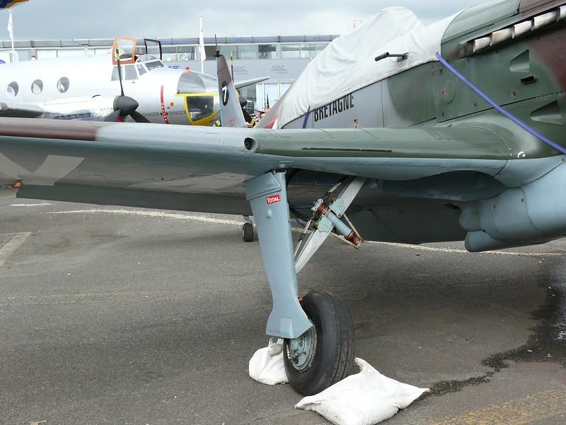 Morane Saulnier 406 C1