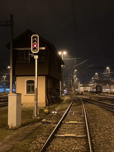Abschnittsignal Basel GB