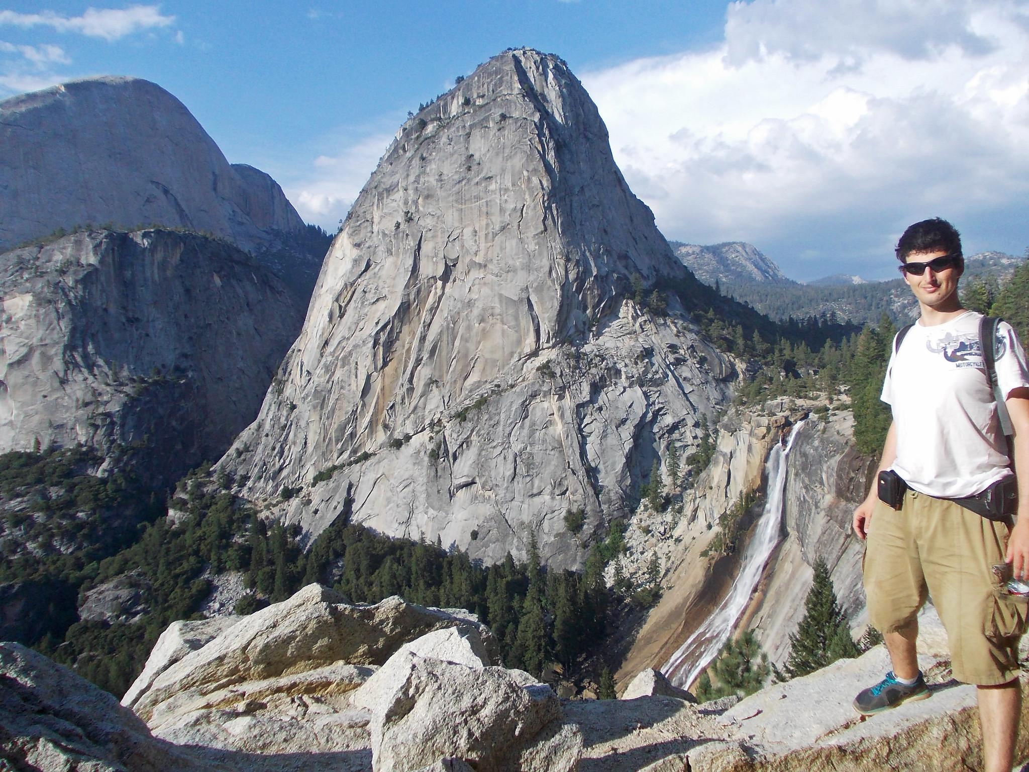 John Muir Trail, Yosemite National Park, CA, USA