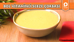 Attention to Cold Weather! How to Make Vitamin Rich Vegetable Soup?