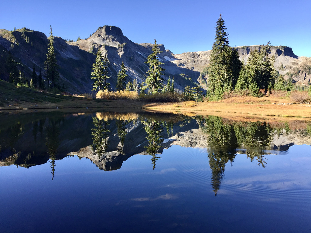 Bagley Lakes North Cascades