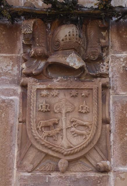 Villar-Campoo de Suso (Cantabria-España). Escudo