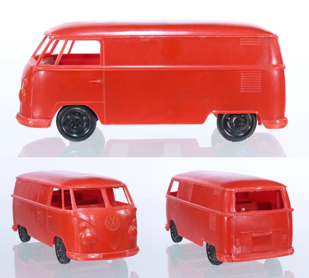 MIS-Plastic-VW-T1-Van
