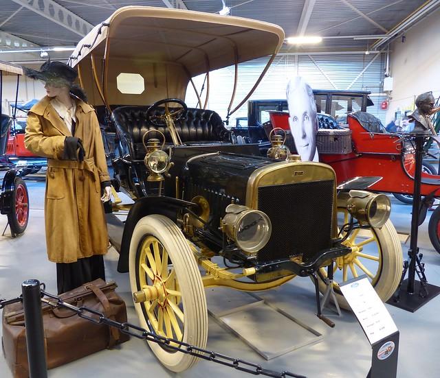 Ford Model B 1904 vr