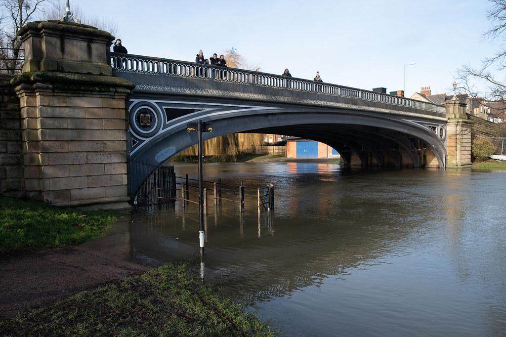 Cambridge underwater