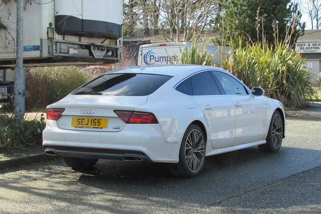 Audi A7 Sportback S Line Black Edition