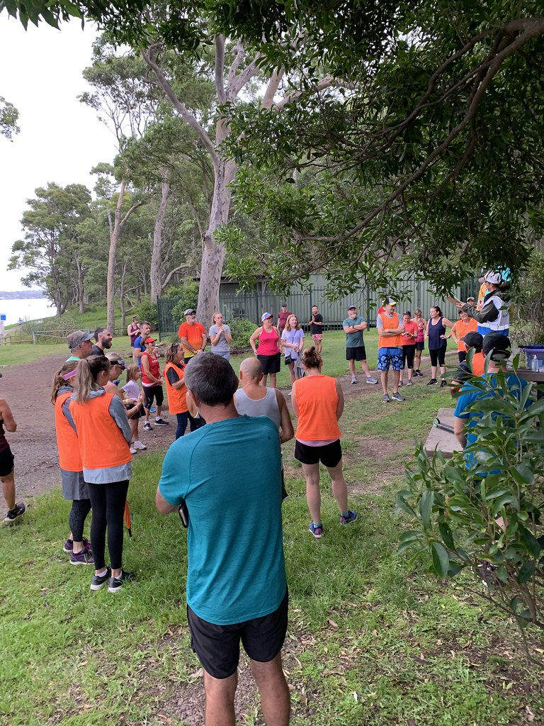Lakeview Parkrun 333, Greenpoint Foreshore Reserve
