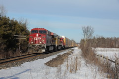 CP 147 at Guelph Junction West ud83dudc78