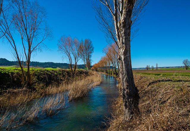 Caminos de agua.
