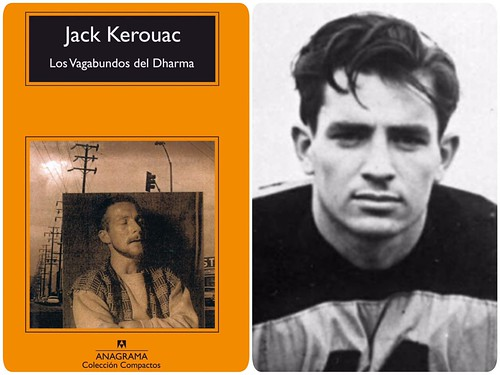"""""""LOS VAGABUNDOS DEL DHARMA"""" de Jack Keroauc"""