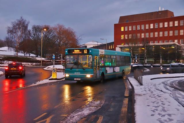 Arriva Midlands 2368 FJ54OTP - Cannock