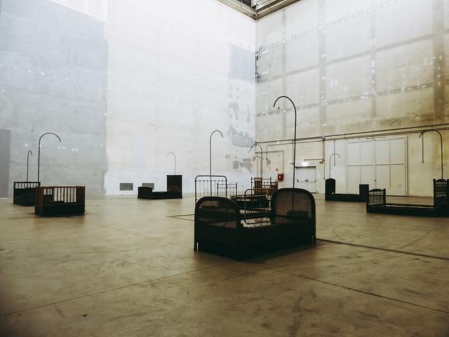 Hangar Bicocca, Milan - Chen Zhen exposition 2020 - 017