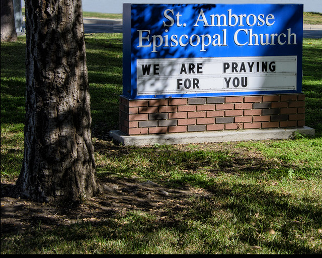 Prayer In Perilous Times