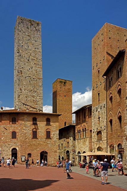 Italy - Tuscany - San Gimignano - Exploring 05_DSC9064