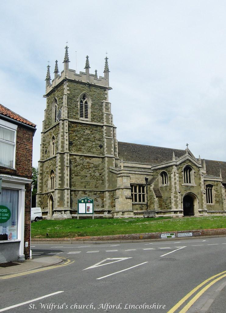 St Wilfrid's church, Alford, Lincolnshire