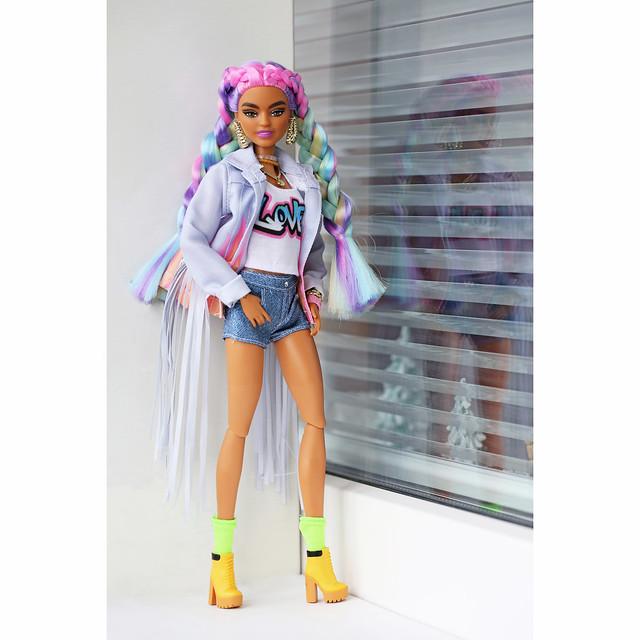 Barbie Extra-Daya