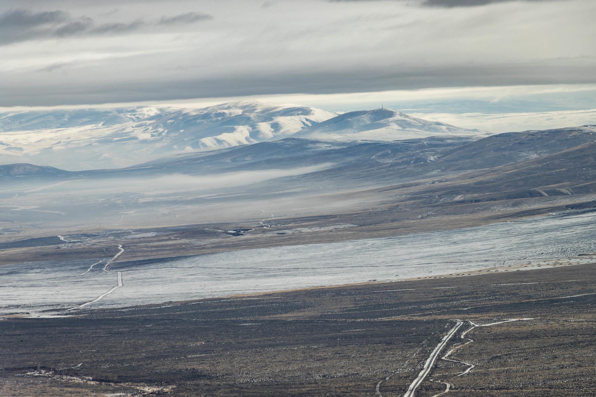 Yakima Skyline Ridge and Selah Butte