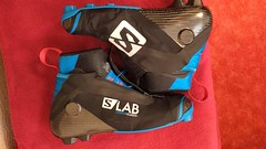 Salomon S-lab carbon classic prolink UK 9, 43a1/3