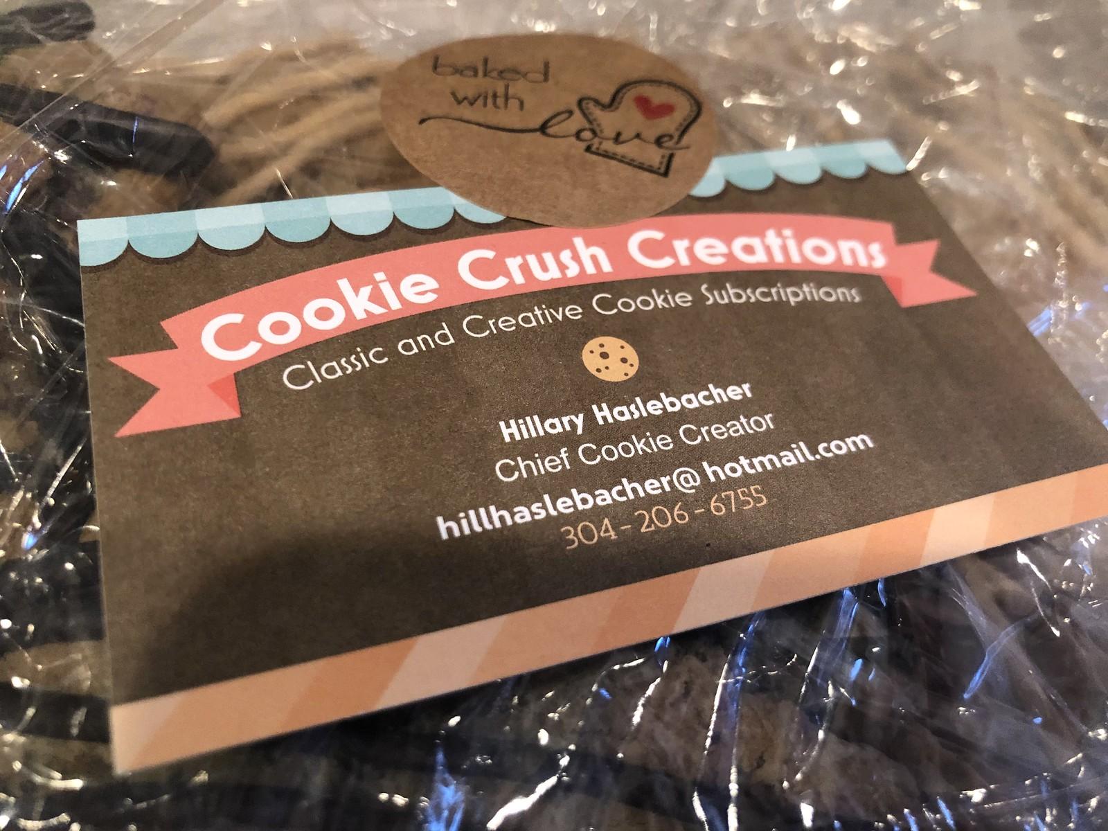 Cookie Crush Creations