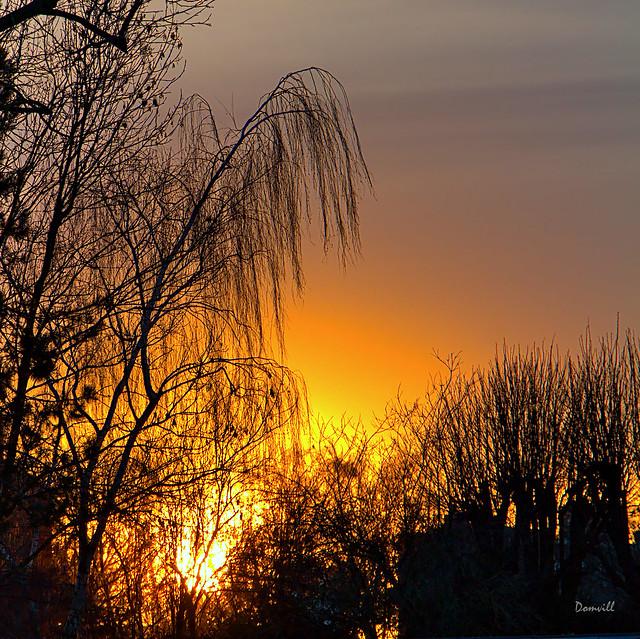 Sunset en Hauts-de-France
