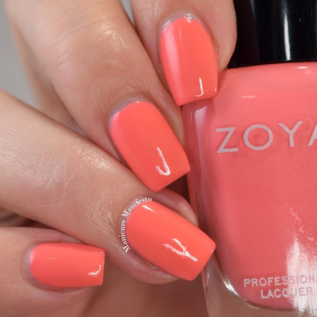 Zoya Darling swatch