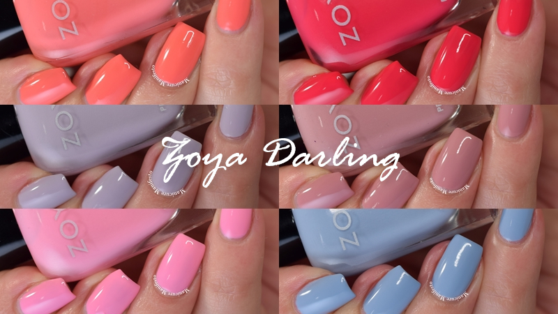 Zoya Darling Collection