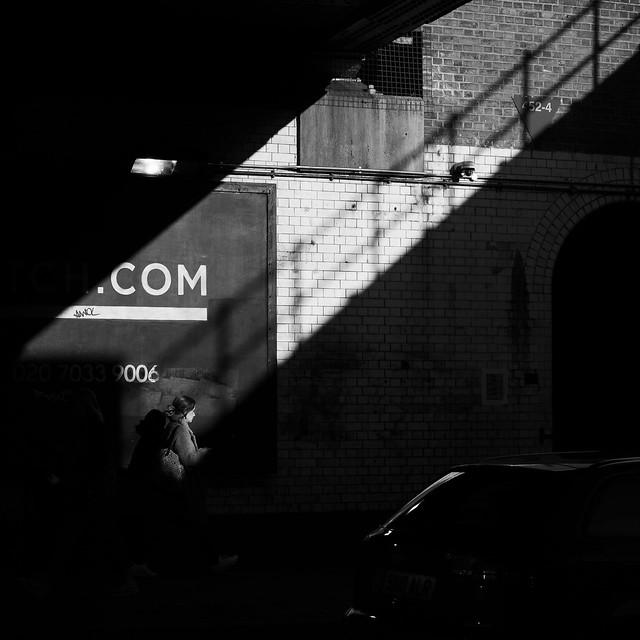 Ray of Diagonal Light