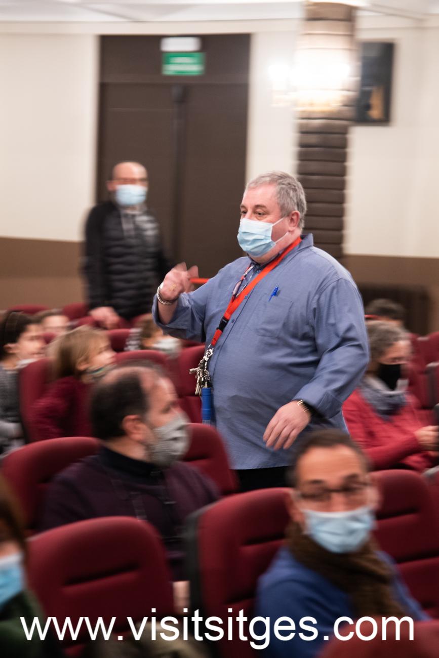 ESPECTACLE FAMILIAR AL CASINO PRADO AMB LA CIA PEPA PLANA