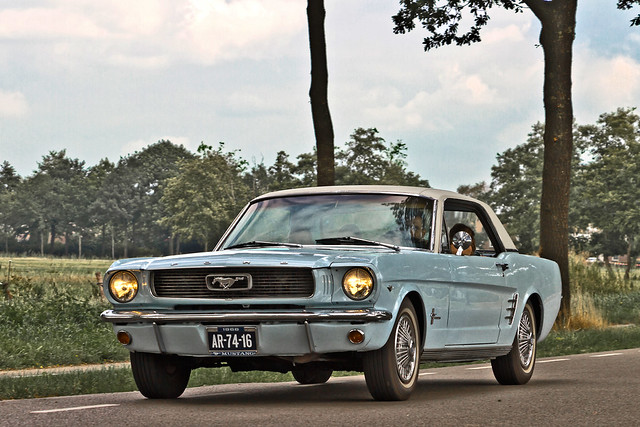 Ford Mustang 1966 (9024)