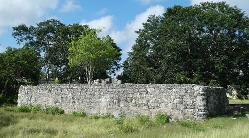 Dzibilchaltún Mayan Ruins -Temple of the Seven Dolls