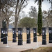 A touring memorial to some of America's victims of racial injustice.  Sponsored by Brazoria County's MLK Celebration Committee.