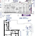 Шевченко улица, 33 - Фасад по ул Гоголя - И план подвала PAPER600 [Вандюк Е.Ф.]