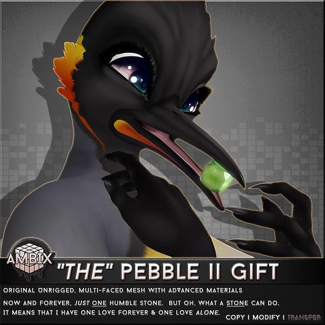 AMBIX // The Pebble {Gift}
