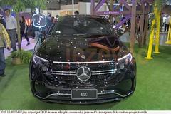 2019-12-30 05497 Mercedes 2020 Taipei International Auto Show