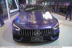 2019-12-30 05164 Mercedes 2020 Taipei International Auto Show