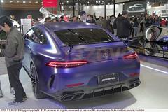 2019-12-30 05094 Mercedes 2020 Taipei International Auto Show