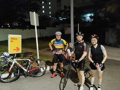 Supper ride 27 Feb
