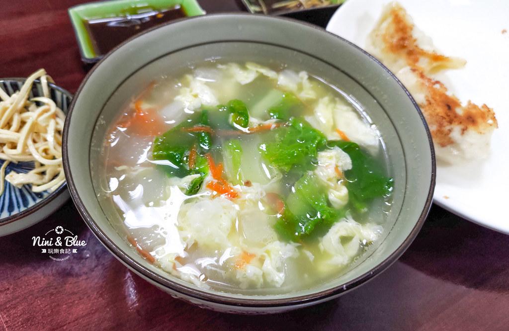 阿忠意麵(手工煎餃)13