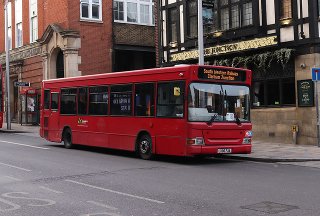 SWR Rail Replacement, Bear Buses, LDP279, LX06FAA