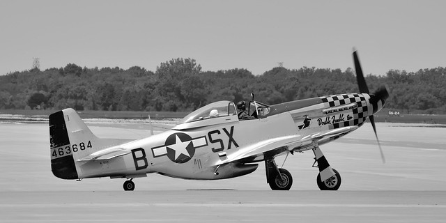 North American Aviation P-51D-20-NA Mustang, 1944 - Mount Hope, Ontario