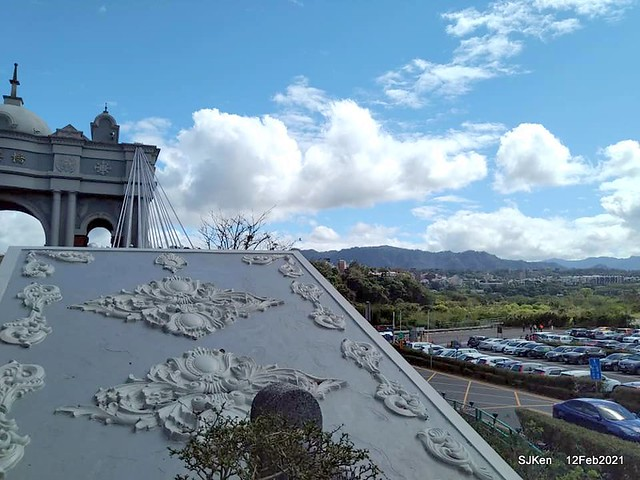 桃園大溪橋(Dasi bridge) , Dasi district,Taoyuan city, North Taiwan,SJKen, Feb 12, 2021.