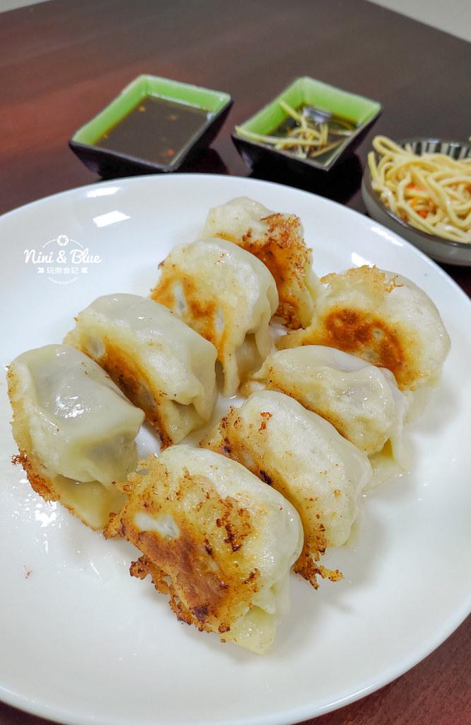 阿忠意麵(手工煎餃)07