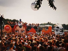 This was LOVE PARADE Berlin. Old pictures !!!