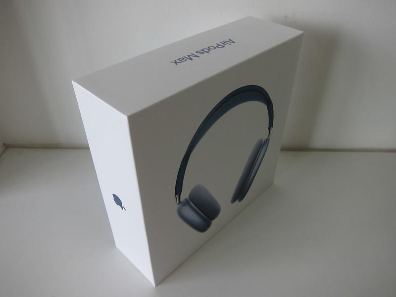 Apple AirPods Max - Box