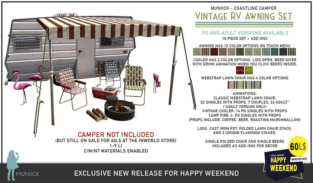 Happy Weekend - New Release!