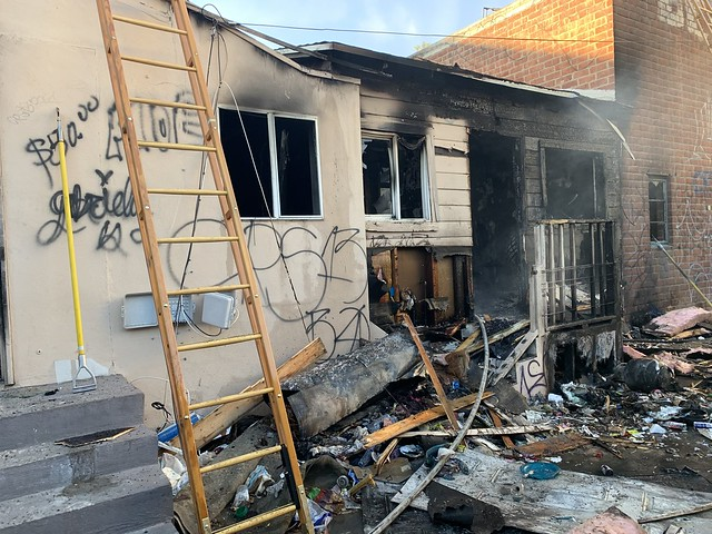 Firefighters Save Multi-Family Dwelling from Westlake Blaze