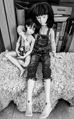 Maru and Mika
