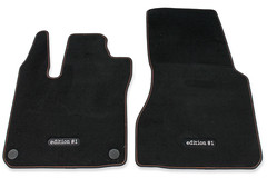 Original Smart 453 FORFOUR Velour Floor Mats launch edition 1