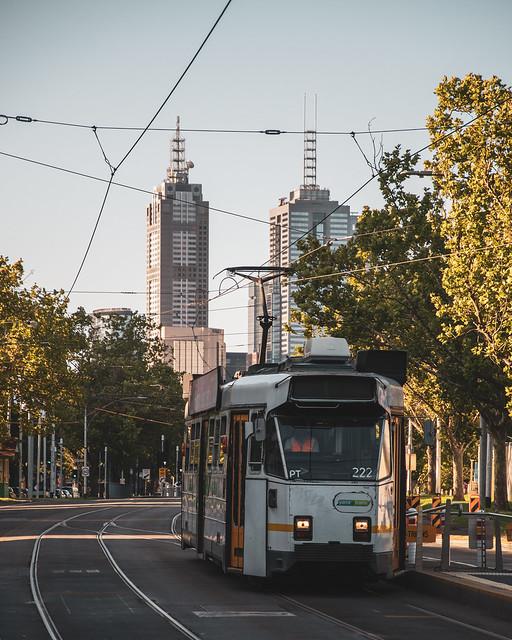 Melbourne   |   Tram