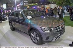 2019-12-30 05346 Mercedes 2020 Taipei International Auto Show